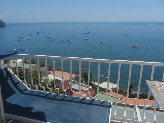 Hotel Casa Sofia : Panorama dalla nostra stanza!!!