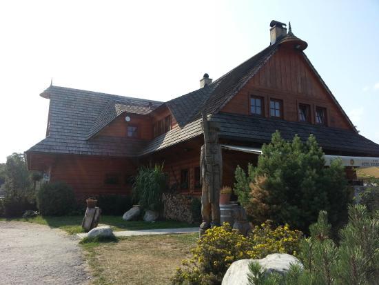 Hotel Koliba Greta: Колиба Грета