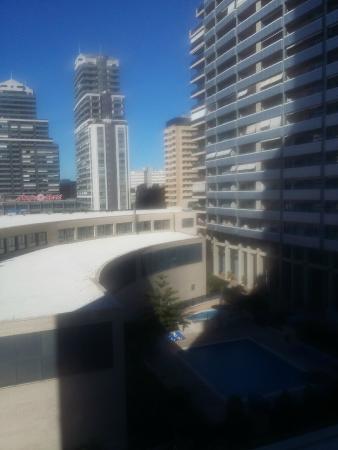 Ilunion Valencia 4: Vista Camera