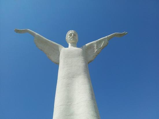 Statua del Cristo Redentore di Maratea: bellissima