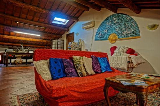 Casa Stefy B&B: zona relax
