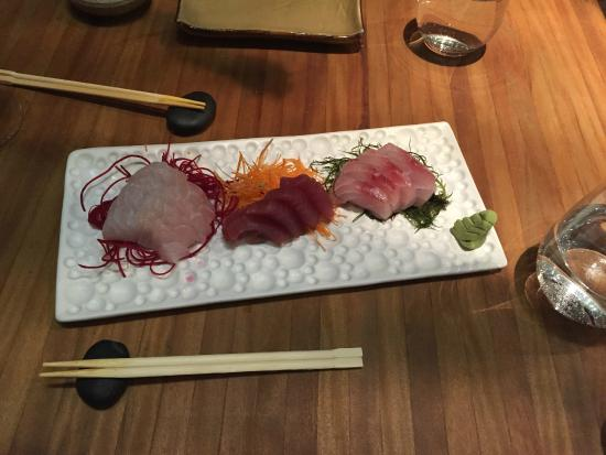 Maido: Sashimi - highly recommended