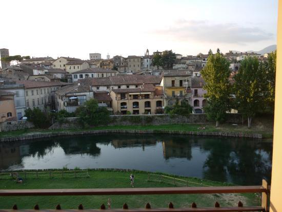 Hotel Cavour: Vista dalla camera
