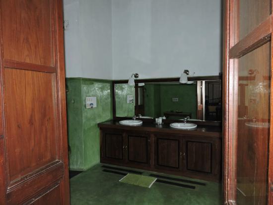 Villa Helena: Sdb chambre 2