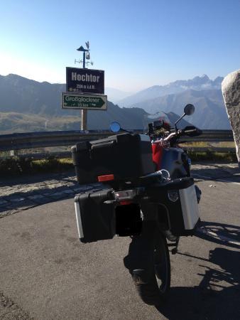 Grossglockner-Hochalpenstrasse: Passo Hochtor per il Grossglockner
