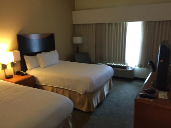 Fairfield Inn & Suites West Palm Beach Jupiter: Quarto
