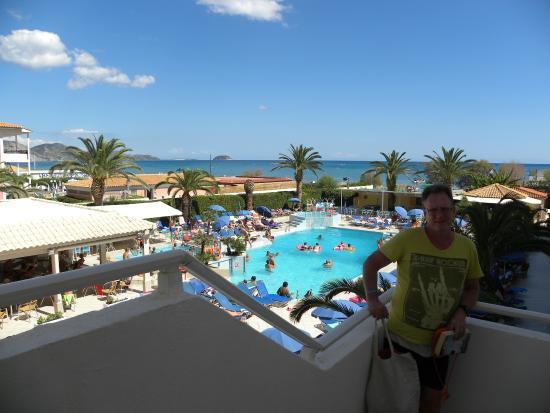 Poseidon Beach Hotel Vista Camera