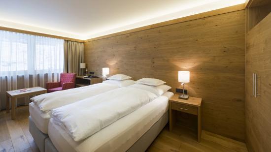 Panorama Hotel: Doppelzimmer Komfort ohne Balkon