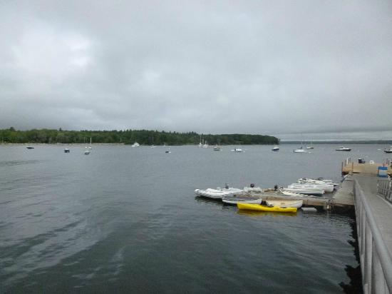 Surry, ME: Boat Dock1