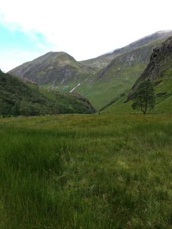 Гленкоу-Виллидж, UK: Hike on the West Highland Way