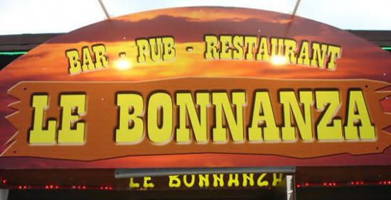 Bar Restaurant Le Bonnanza