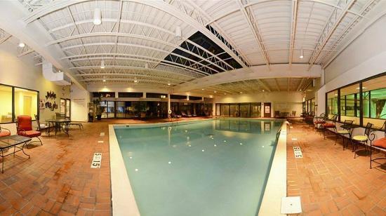 The Pool Picture Of The Buffalo Grand Hotel Buffalo Tripadvisor