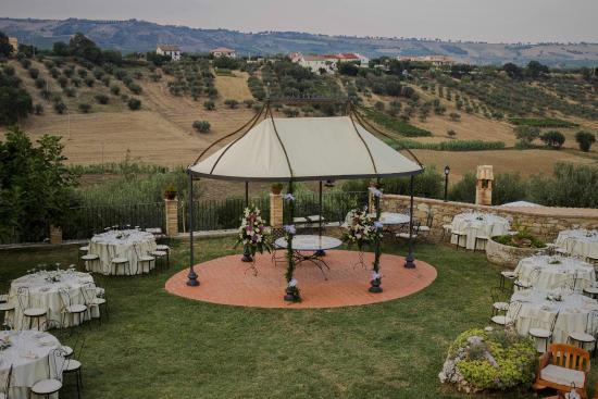 La fattoria di maria donata pescara italie voir les for Piani di fattoria ranch
