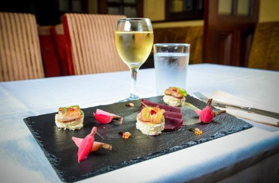 Toome, UK: Lough Neagh Smoked Eel