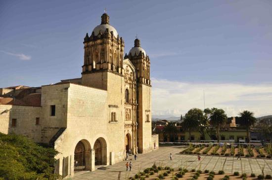 Templo de Santo Domingo de Guzman: Оахака