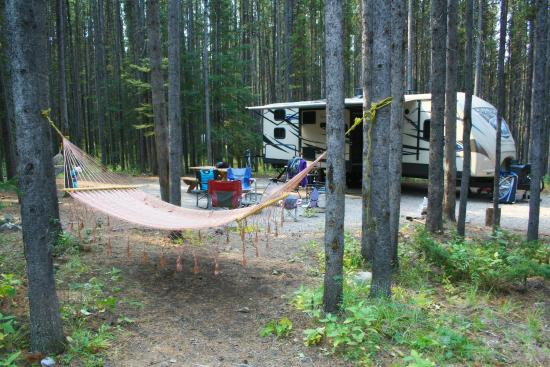 Wood Campground, Peter Lougheed Provincial Park, Alberta  TripAdvisor