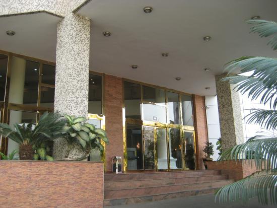 Chelsea Hotel: Entrance