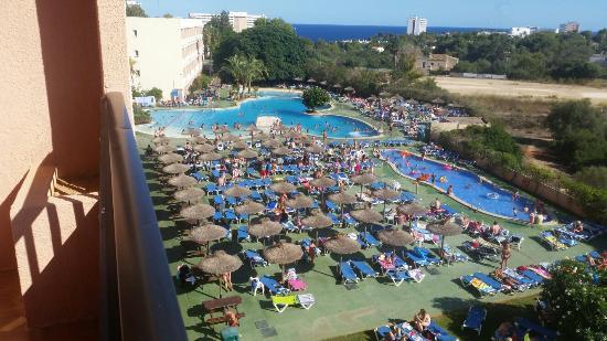 HYB Eurocalas: Hotel Hotasa Eurocalas