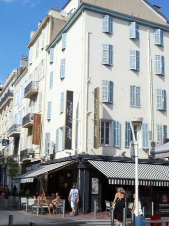 Hotel Le Mistral : Esterno hotel