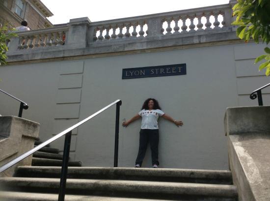 let me take a break picture of lyon street steps san francisco tripadvisor. Black Bedroom Furniture Sets. Home Design Ideas