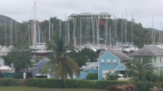 Tranquility Bay Antigua: Tropical Storm Erica couldn't ruin a great time at Tranquility Bay