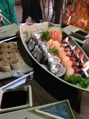 Wa Sushi Express