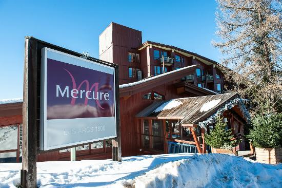 Hotel mercure les arcs 1800 updated 2017 reviews - Bourg saint maurice office du tourisme ...
