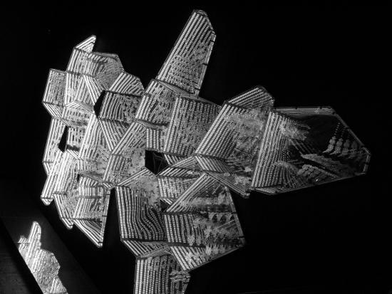 Swarovski Crystal Worlds: Una installazione