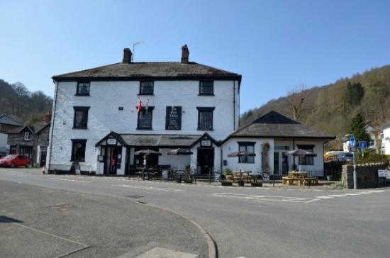 Glyn Ceiriog, UK: Our hotel