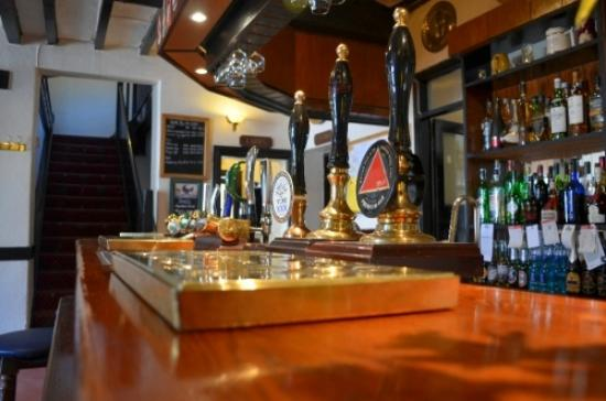 Glyn Ceiriog, UK: Our Bar