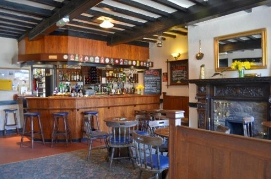 Glyn Ceiriog, UK: Our main bar