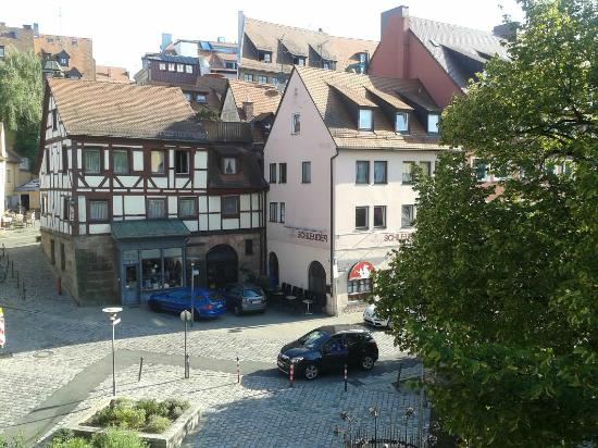 Merian Hotel : View from the room