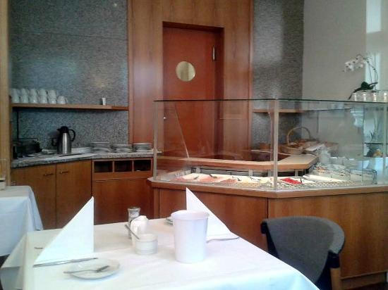 Merian Hotel : Breakfast Area