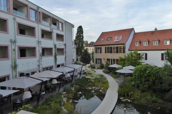 Kaisergarten Deidesheim der schöne garten bild kaisergarten hotel spa deidesheim