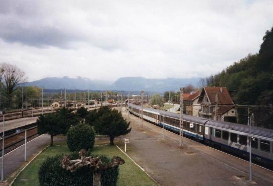 Culoz, فرنسا: Culoz Gare