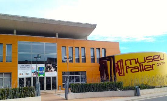 Museu Faller of Gandia