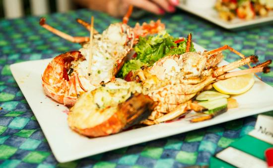 Oceanos Seafood Restaurant