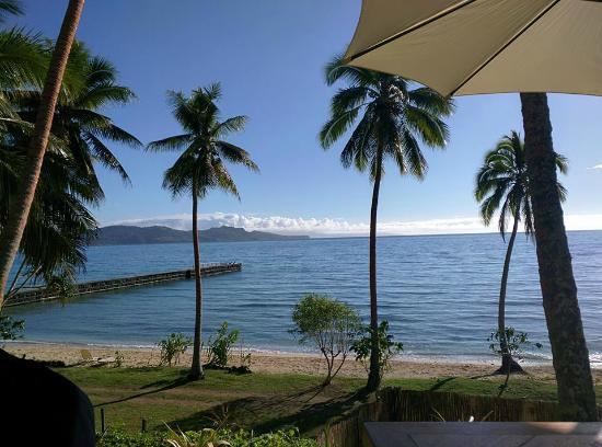 Vanua Levu, Fiji: The beach