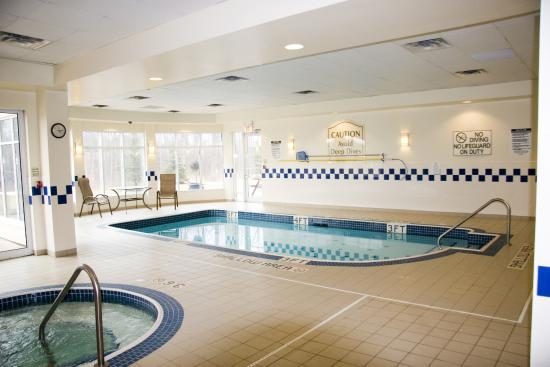 Hilton Garden Inn Niagara-on-the-Lake: Pool