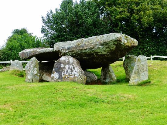 Dorstone, UK: Arthurs Stone