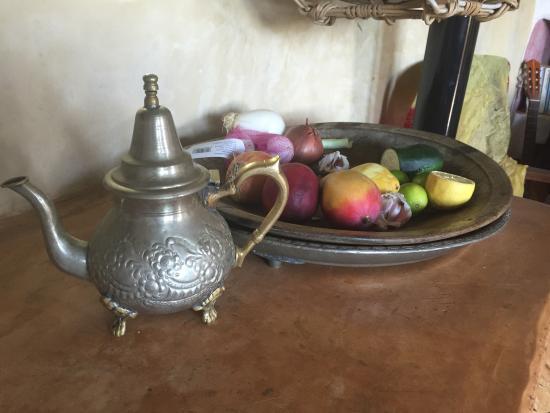 La Taha, Spain: In the kitchen