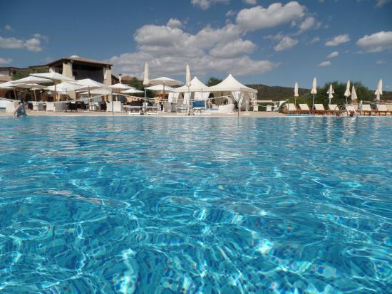 Ottiolu, Italia: piscina