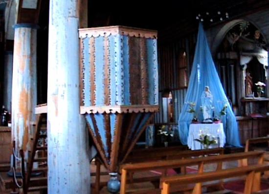 Iglesia Santa Maria de Loreto : Pulpito