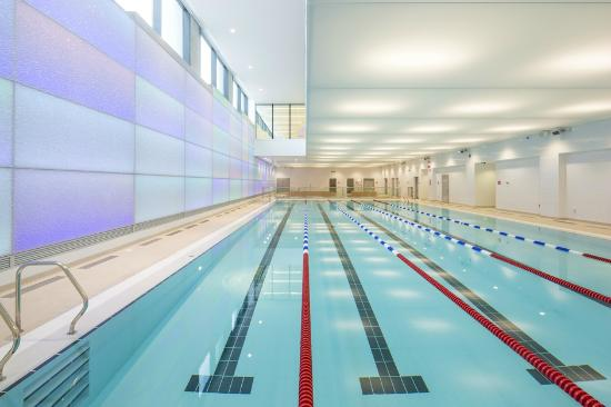 Pancras Square Leisure Centre