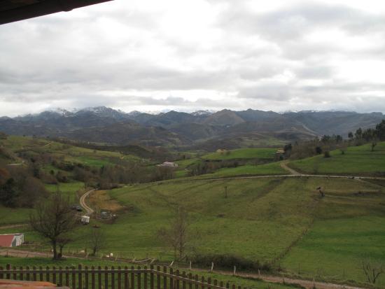 Balcon del Marques: Vistas desde la casa
