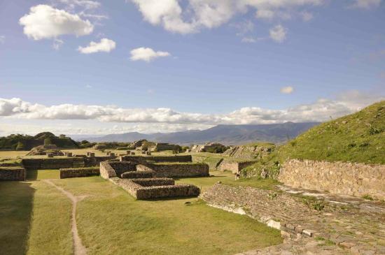 Monte Alban: Оахака