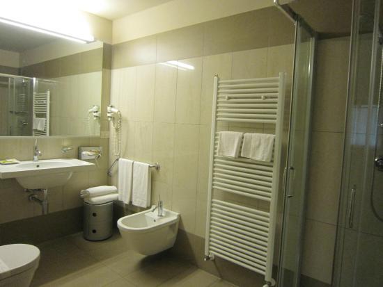 Hotel Le Corderie: bagno