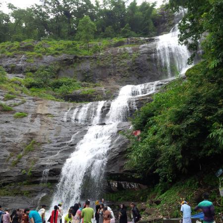 Cheeyappara Waterfall