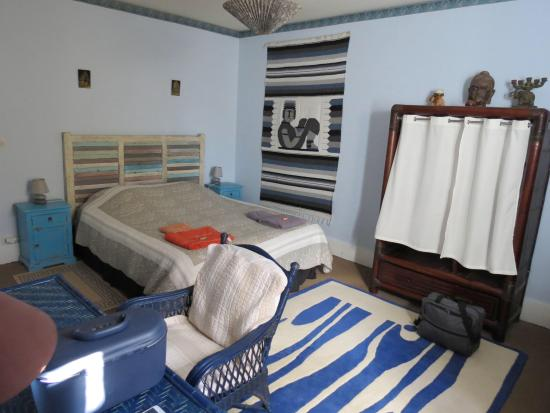 Le Clos De Flace: Slaapkamer Lavande