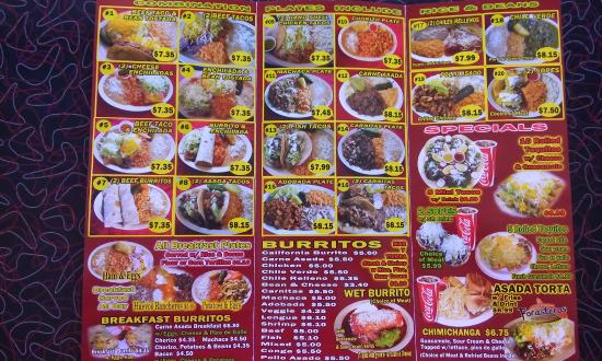 Forasteros Mexican Food 2